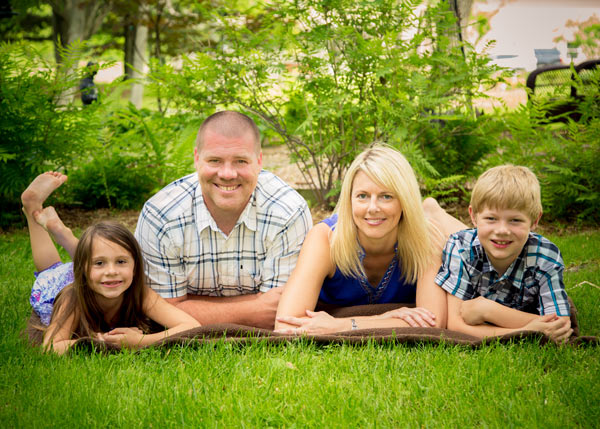 Shawn Ashworth & Family - Best Drainage London Ontario
